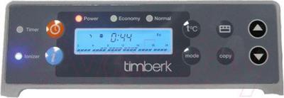 Конвектор Timberk TEC.PS1 LE 2500 IN - управление