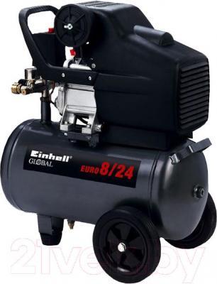 Воздушный компрессор Einhell Euro 8/24 - общий вид