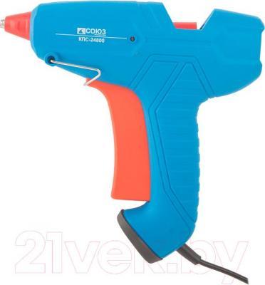 Клеевой пистолет СОЮЗ КПС-24800 - общий вид