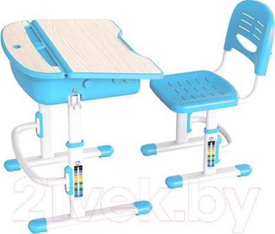 Парта+стул Sundays C301 (синий) - общий вид