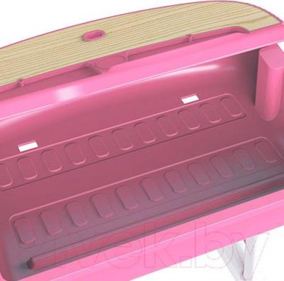 Парта+стул Sundays C301 (синий) - ящик для принадлежностей