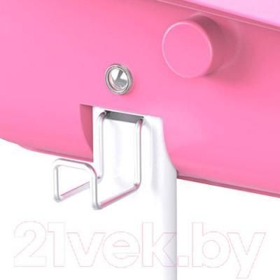 Парта+стул Sundays C301 (розовый) - крючок для рюкзака