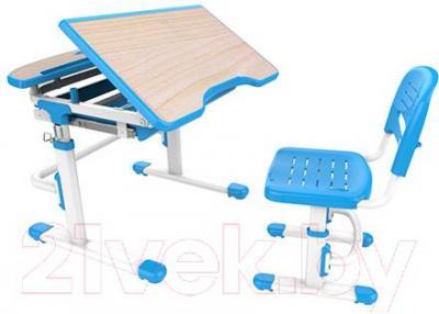 Парта+стул Sundays C304 (синий) - регулировка наклона