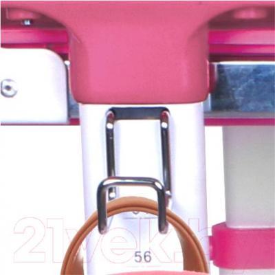 Парта+стул Sundays C305 (розовый) - общий вид