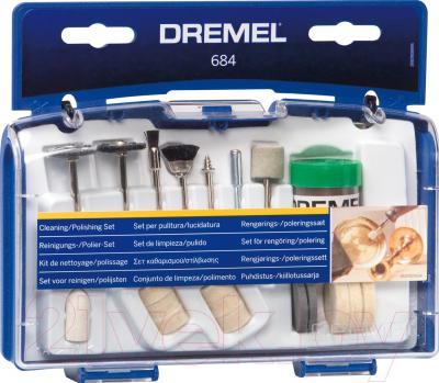 Набор оснастки Dremel 2.615.068.4JA - общий вид
