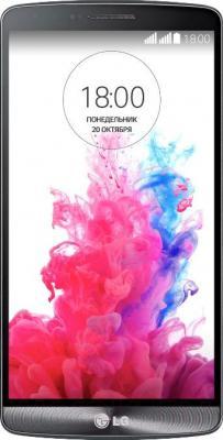 Смартфон LG G3 Dual LTE 32GB / D856 (титановый) - общий вид