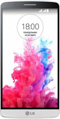 Смартфон LG G3 Dual LTE 32GB / D856 (белый) - общий вид