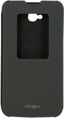 Чехол-книжка LG CCF-405GAGRABK - общий вид