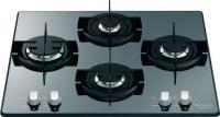 Газовая варочная панель Hotpoint 7HTD 640S (ICE)IX/HA -