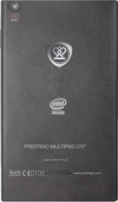Планшет Prestigio MultiPad Thunder 8.0i 16GB 3G (PMT7787_3G_D) - вид сзади