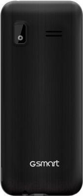 Мобильный телефон Gigabyte GSmart F280 (черный) - вид сзади