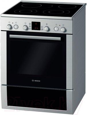 Кухонная плита Bosch HCE744353R - общий вид
