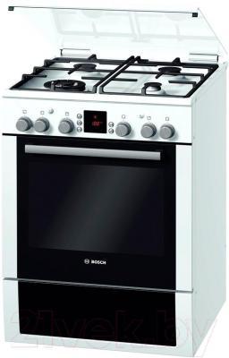 Кухонная плита Bosch HGG94W325R - общий вид
