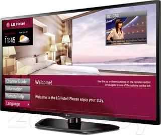 Телевизор LG 42LP631H - вполоборота