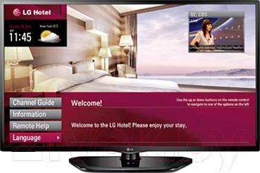 Телевизор LG 42LP631H - общий вид