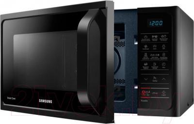 Микроволновая печь Samsung MC28H5013AK/BW - общий вид