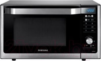 Микроволновая печь Samsung MC32F604TCT/BW - общий вид