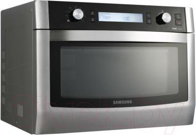 Микроволновая печь Samsung CP1395ESTR/BWT - общий вид