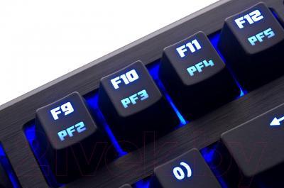 Клавиатура Tesoro Colada Evil TS-G3NL (Blue) - подсветка
