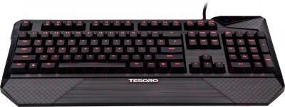 Клавиатура Tesoro Durandal Ultimate TS-G1NL (переключатели Cherry MX Black)
