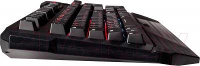 Клавиатура Tesoro Durandal Ultimate eSport Edition TS-G1NL (Cherry MX Black, Cherry MX Red) - вид сбоку