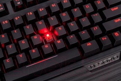 Клавиатура Tesoro Durandal Ultimate TS-G1NL (Red)
