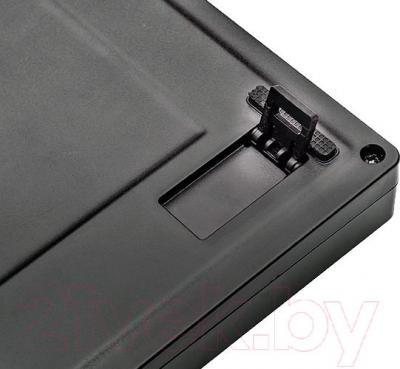 Клавиатура Tesoro Excalibur TS-G7NL (переключатели Kailh Red) - регулировка наклона