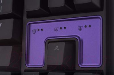 Клавиатура Tesoro Tizona TS-G2N (Brown) - блок со стрелками