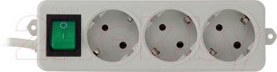 Сетевой фильтр Гарнизон EL-NB-G3-W-3 - общий вид