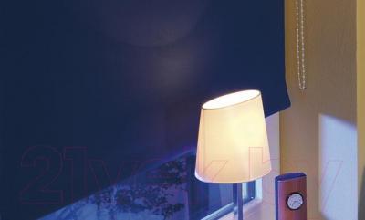 Рулонная штора Gardinia Уни Ночь 396 Затемнение (162x180) - в интерьере
