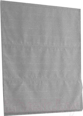 Римская штора Gardinia Роза Лен (100x160) - общий вид