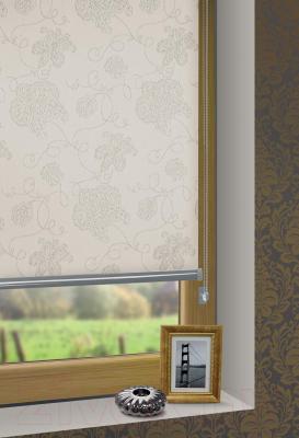Рулонная штора Gardinia Гала 708 (57x160) - в интерьере