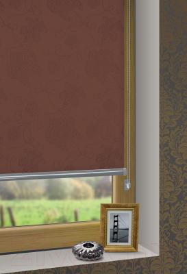 Рулонная штора Gardinia Гала 710 (114x160) - в интерьере