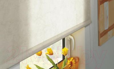 Рулонная штора Gardinia Лайт 300 (90x230) - в интерьере