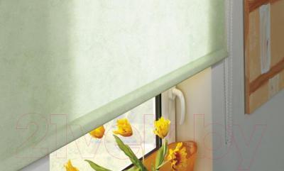 Рулонная штора Gardinia Лайт 301 (90x170) - в интерьере