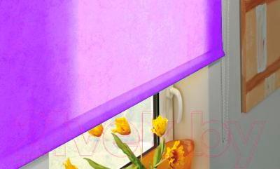 Рулонная штора Gardinia Лайт 311 (90x230) - в интерьере