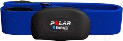 Датчик пульса Polar H7 (Blue) - вид спереди