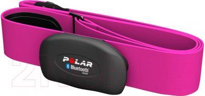 Датчик пульса Polar H7 (Pink) - общий вид