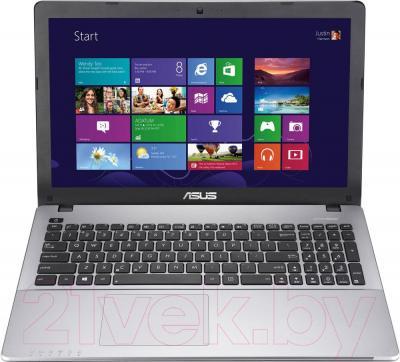 Ноутбук Asus F550LC-XO111D - общий вид