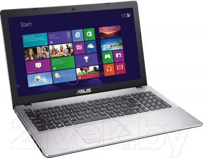 Ноутбук Asus F550LC-XO111D - вполоборота
