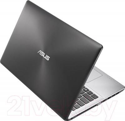 Ноутбук Asus F550LC-XO111D - вид сзади