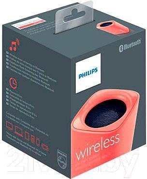 Портативная колонка Philips BT100M/00 - в упаковке