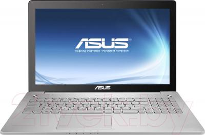 Ноутбук Asus N550JK-CN338H - общий вид