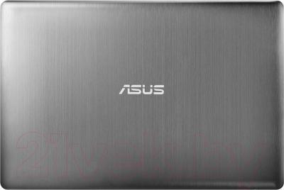 Ноутбук Asus N550JK-CN338H - задняя крышка