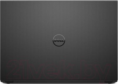 Ноутбук Dell Inspiron 15 3542 (3542-2254) - задняя крышка