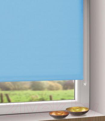 Рулонная штора Gardinia Мини 309 (80x150) - в интерьере