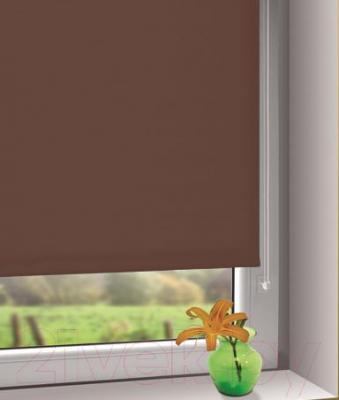 Рулонная штора Gardinia Мини 507 (57x150) - в интерьере