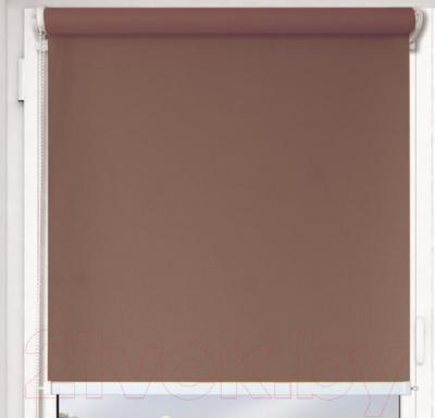 Рулонная штора Gardinia М Роял 804 (114x160) - в интерьере