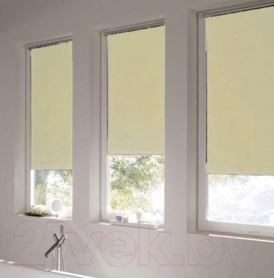 Рулонная штора Gardinia М Термо 900 (80x150) - в интерьере