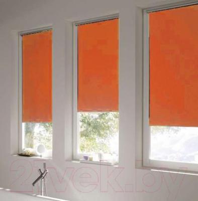 Рулонная штора Gardinia М Термо 901 (72.5x150) - в интерьере